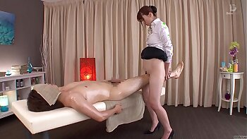 Me at a gala japanese massage man nice meat