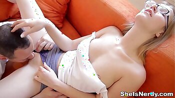 Teen is wet and horny Make Out with Alexis Crystal