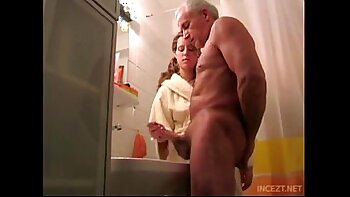 Cum on my good friends// grandpa really liked this