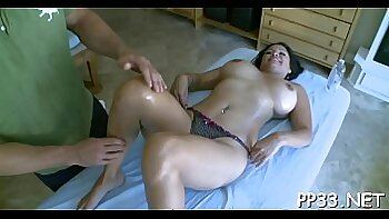 hot massage woman fucks her hard booty
