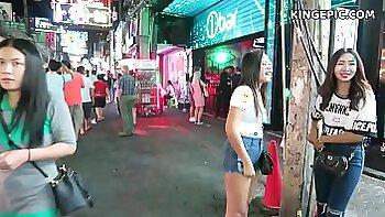 BBW Asian whore with Thai girlfriend
