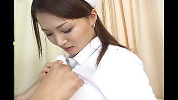 Big titted Mature Japanese Babe Fucks her VPL