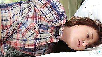 Alisa enjoys working his big dick up her teen pussy
