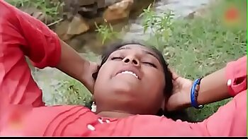 Busty pakistani hottie Lenka Jaera masturbates outdoors