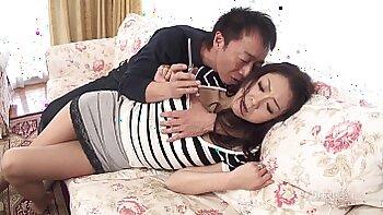 Blond Bombshell On Husband Watches - Pleasure Photorama