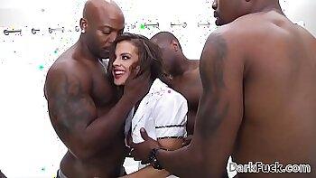 Big dongs anal gang bangs girl
