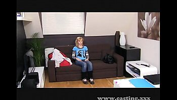 Casting creampie For Lonely Star