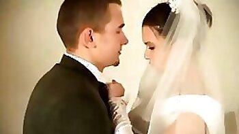 Alexandra and Andrew russian wedding swingers